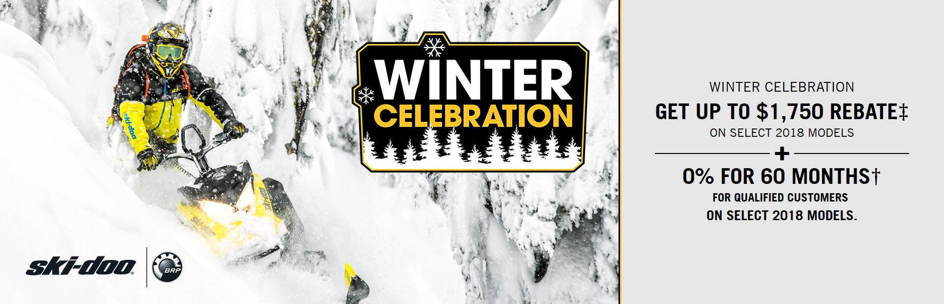 Ski-Doo: Winter Celebration