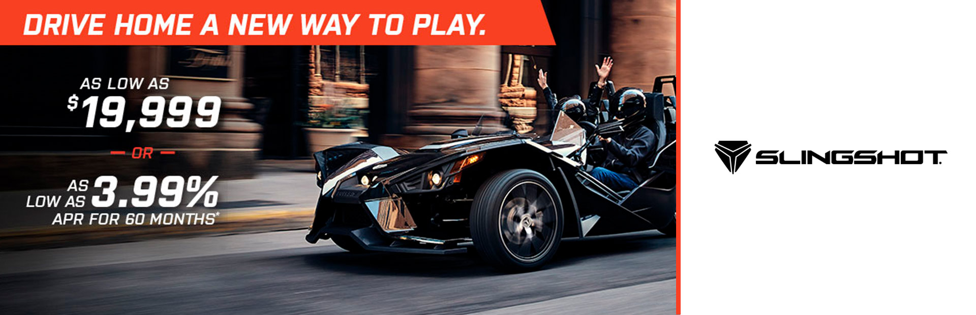 Slingshot: Drive Home A New Way To Play