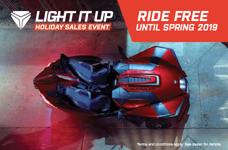Light It Up - Holiday Sales Event