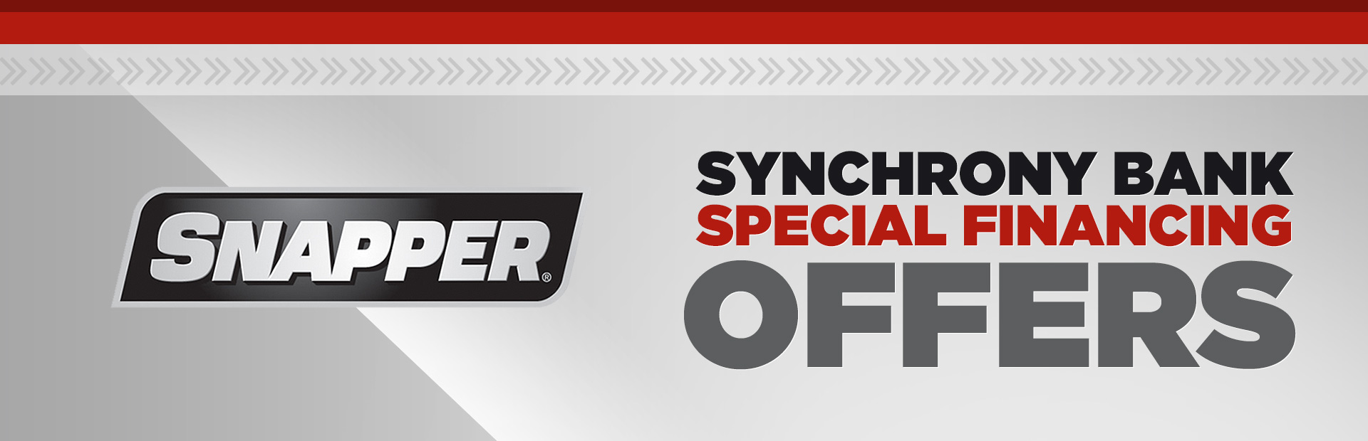 snapper mowers logo. snapper: synchrony bank special financing offers snapper mowers logo