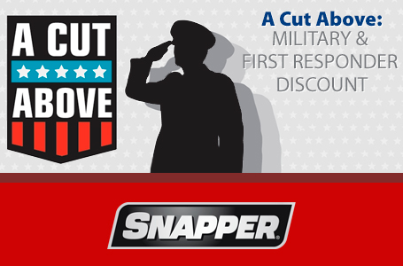 A Cut Above: Military & First Responder Discounts