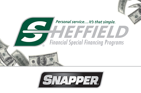 Sheffield Financial Special Financing Programs