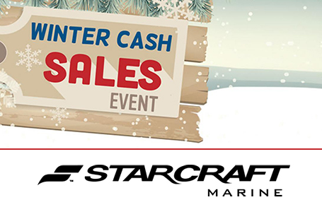 Winter Cash Sales Event