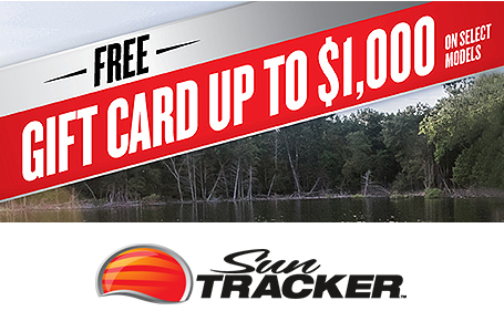 2018 SUN TRACKER Boat Sales Event
