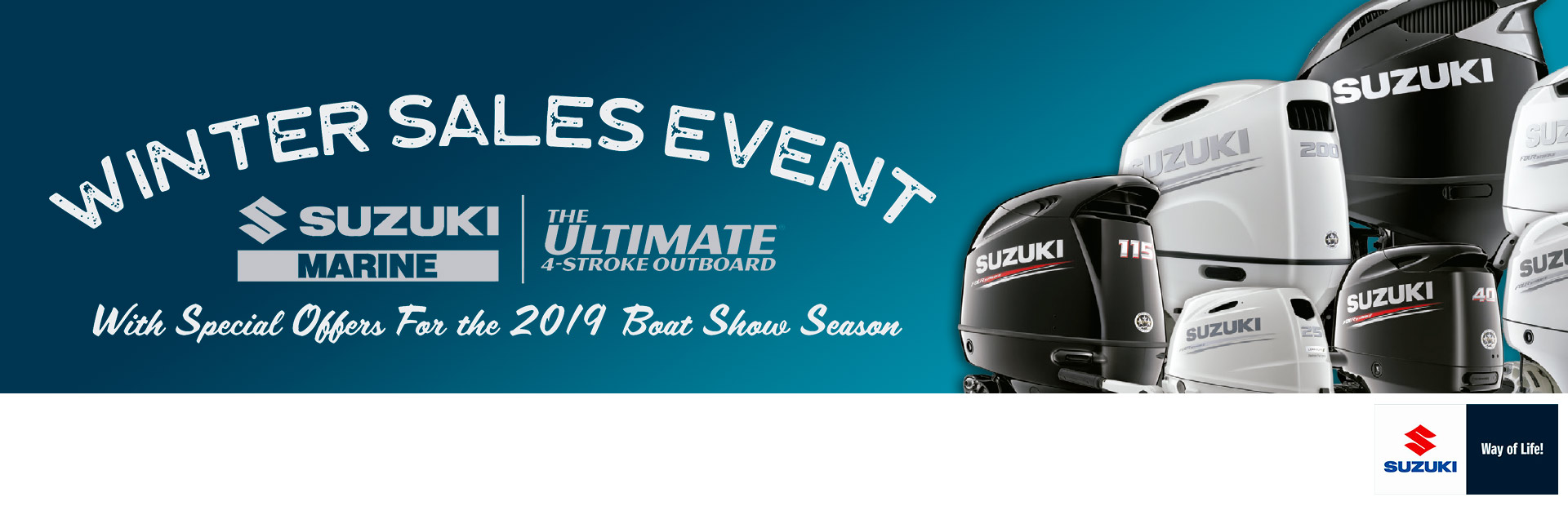 Suzuki: Suzuki Winter Sales Event