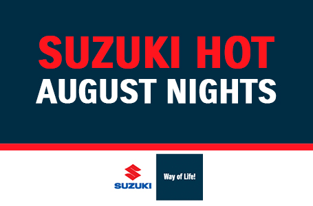 Suzuki Hot August Nights