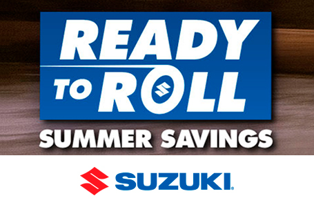 READY TO ROLL SUMMER SAVINGS