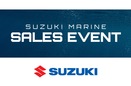 Suzuki Marine Sales Event