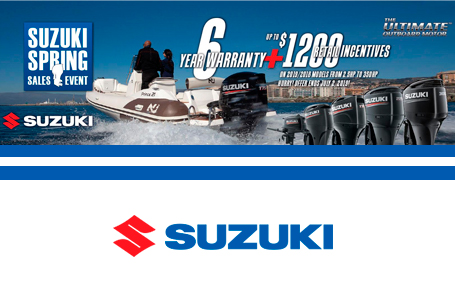Suzuki Spring Sales Event