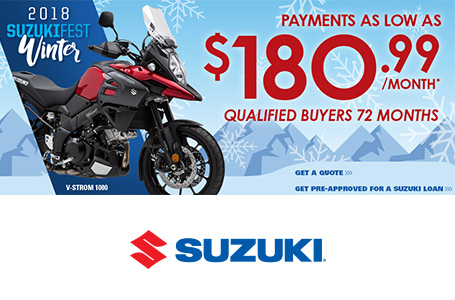 2018 SuzukiFest Winter