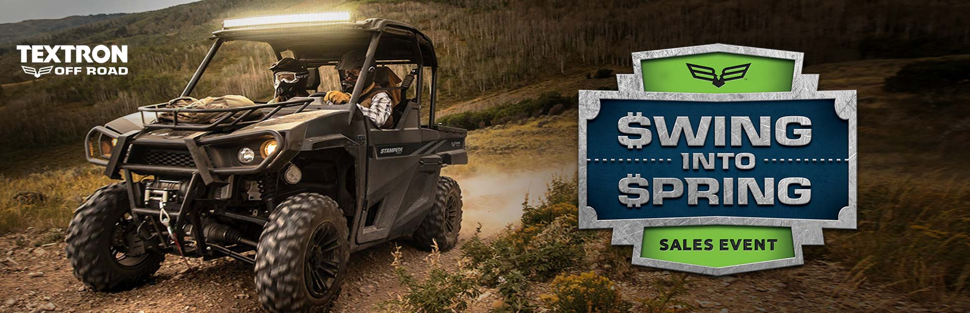 Textron Off Road: Swing Into Spring