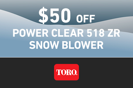 RE - $50 Off Select Power Clear