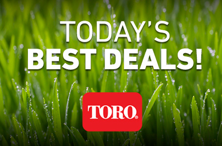 Toro® - Today's Best Deals