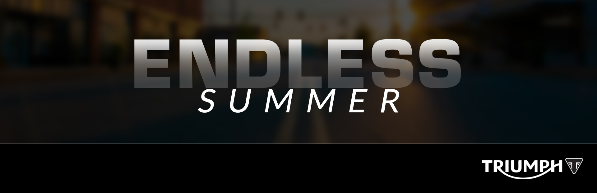 Triumph: Endless Summer Promotion