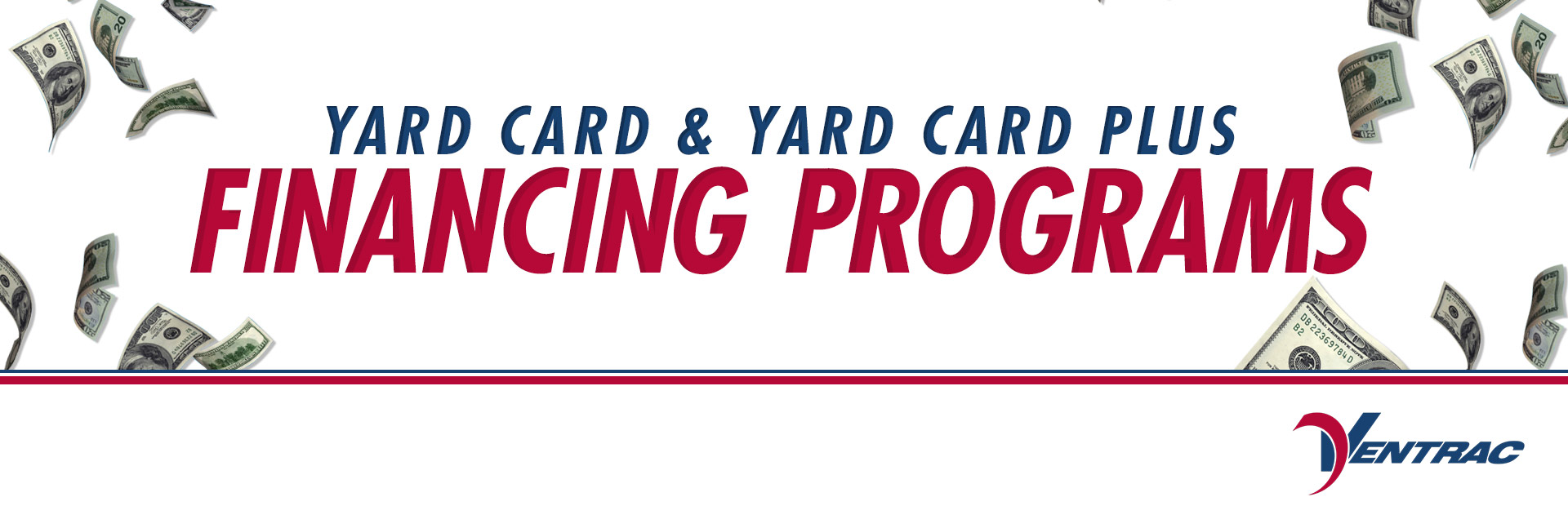 Ventrac: Yard Card and Yard Card Plus Financing Programs
