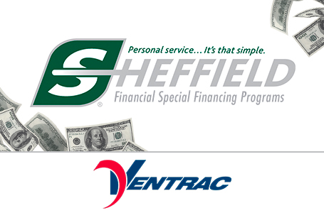 Ventrac -  Sheffield Financing