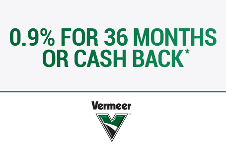 0.9% FOR 36 MONTHS OR CASH BACK