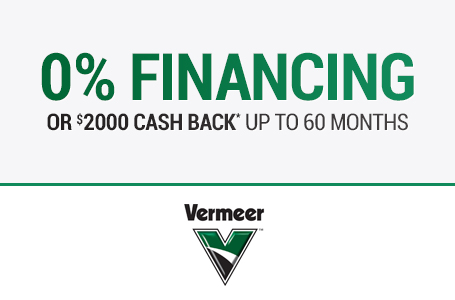 0% Financing or $2000 Cash Back* up to 60 months
