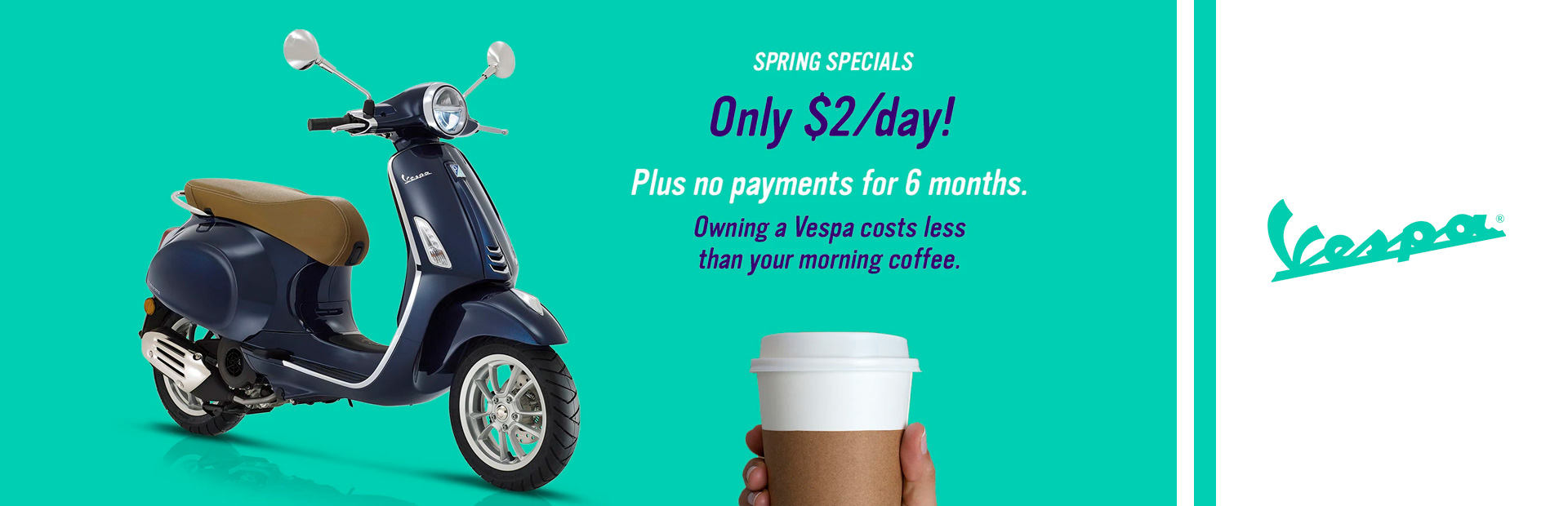 "Vespa: VESPA CAN – APRIL / MAY ""SPRING DAYS"" 2019"