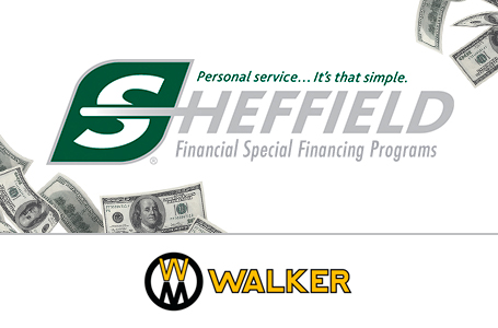 Walker - Sheffield Financing