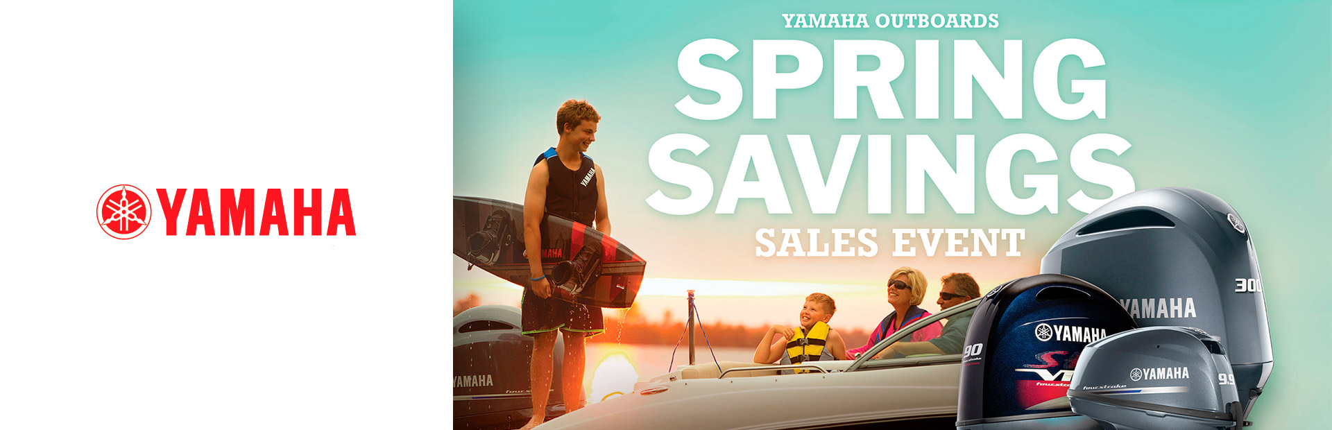 Yamaha: Spring Savings Sales Event