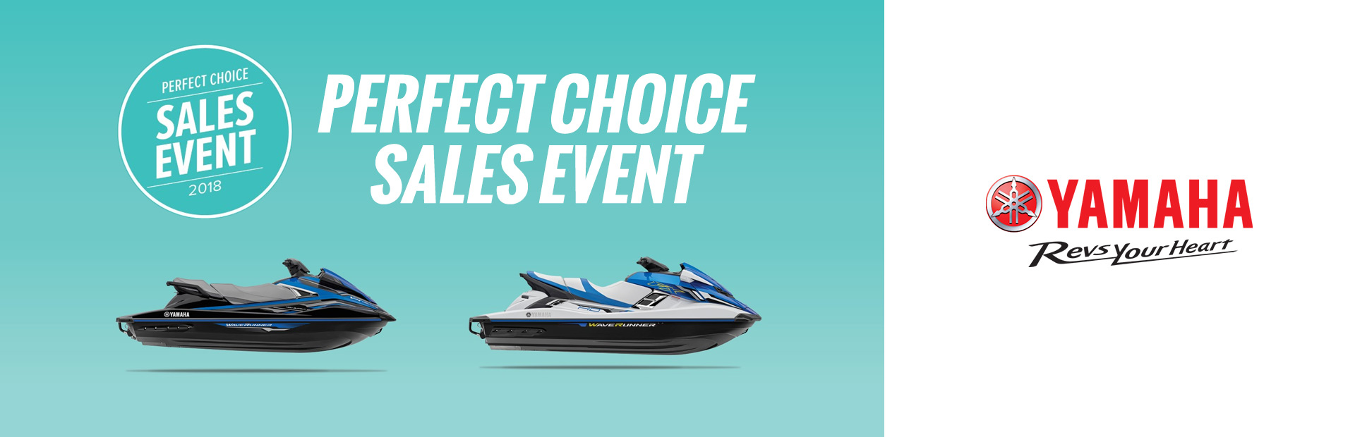Yamaha: Perfect Choice Sales Event