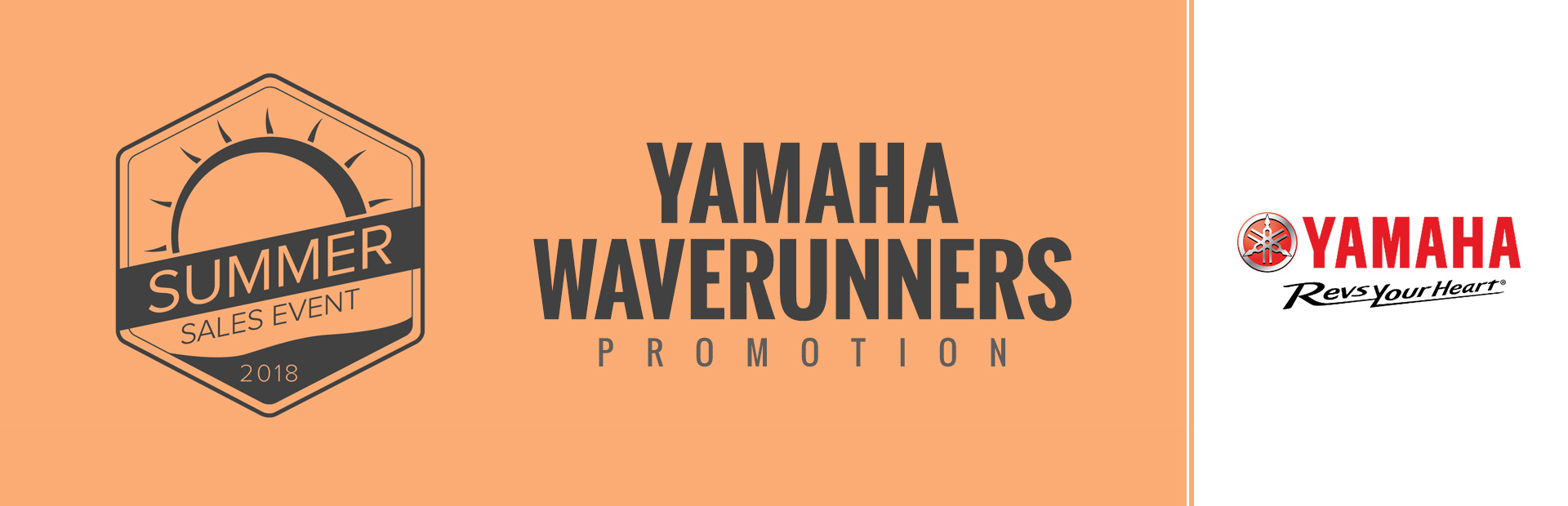 Yamaha: Summer Sales Event
