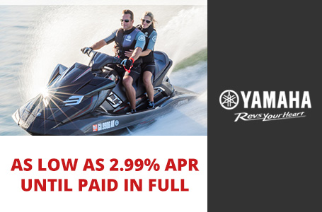 As Low As 2.99% APR