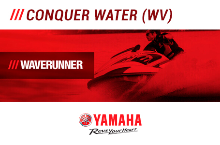 CONQUER WATER (WV)
