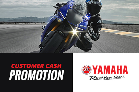 Customer Cash - Motorcycle