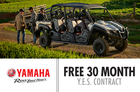 Free 30 Month Y.E.S. Contract (SxS)