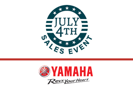 July 4th Sales Event