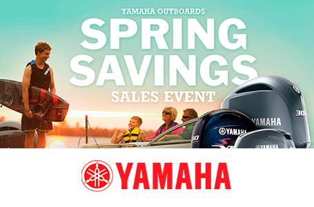 Spring Savings Sales Event