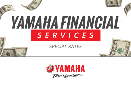 Yamaha Financial Services - Special Rates