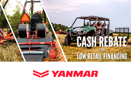 Cash Rebate or Low Retail Financing