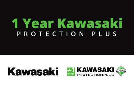 1 Year Kawasaki Protection Plus