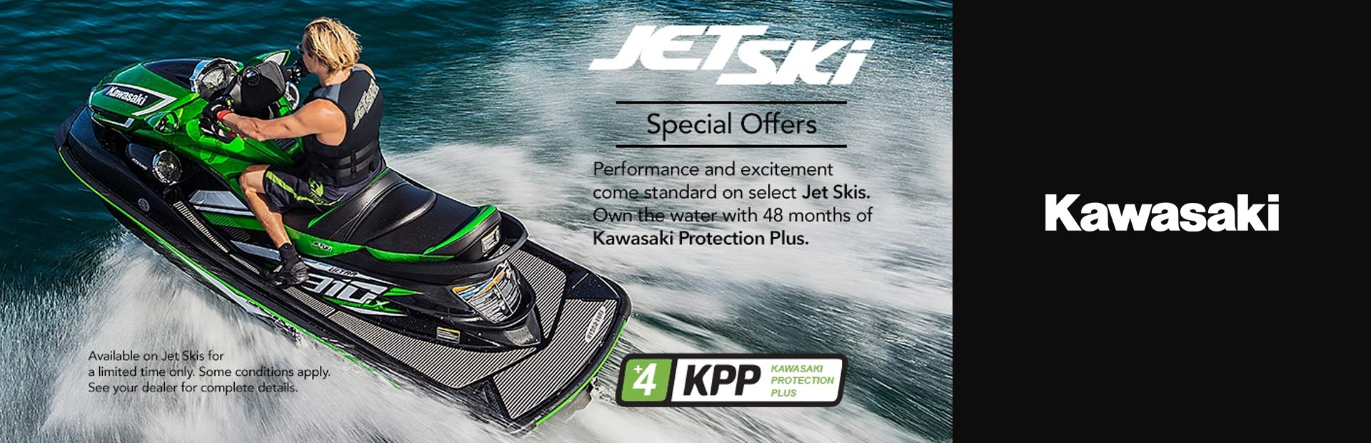 Kawasaki: Protect Your Investment - Jet Ski KPP