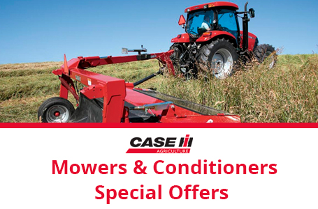 Mowers & Conditioners Special Offers