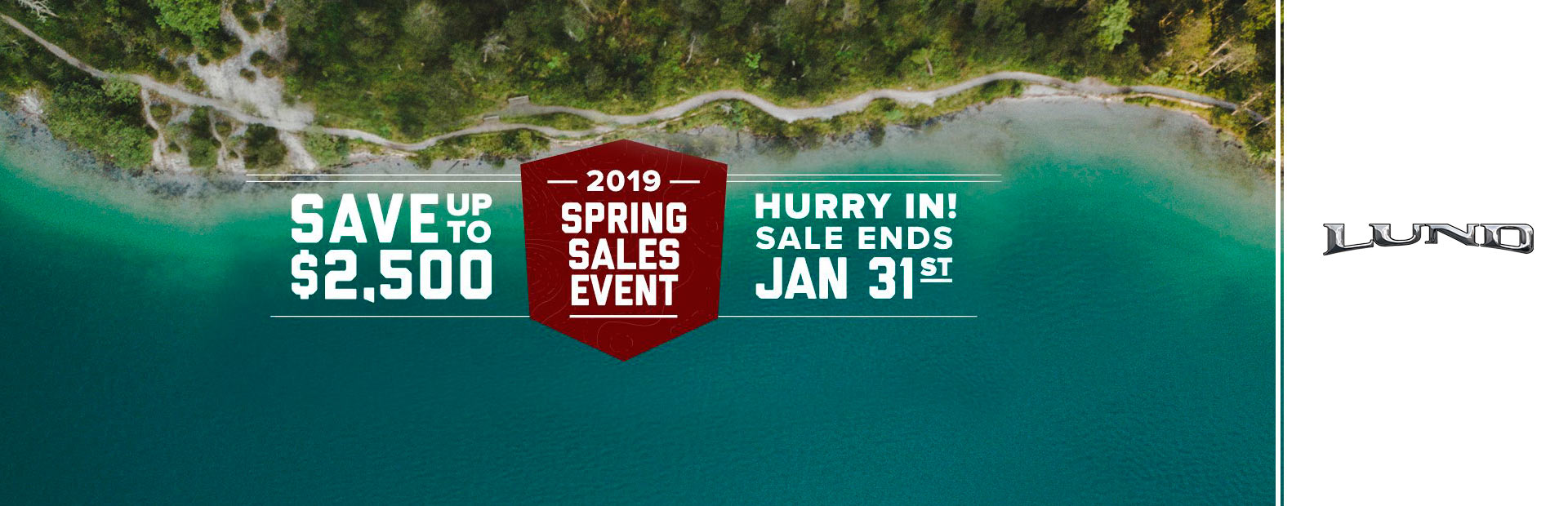 2019 Spring Sales Event