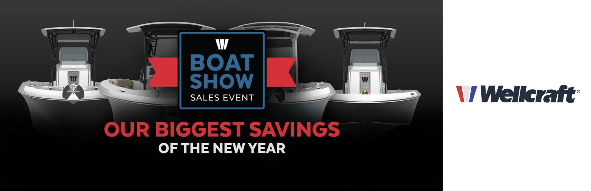 Wellcraft: Boat Show Sales Event