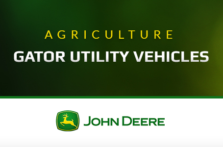 Agriculture Gator Utility Vehicles