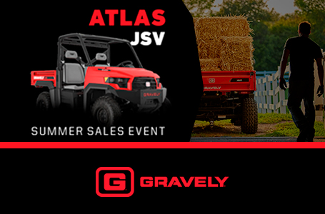 THE ATLAS JSV® SUMMER SALES EVENT