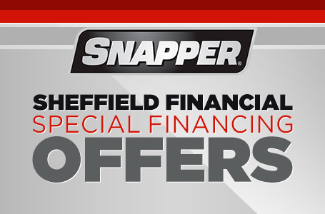 Sheffield Financial Special Financing Offers
