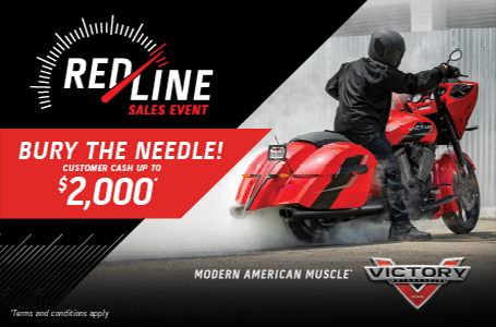 Red Line Sales Event