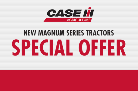New Magnum Series Tractors Special Offer