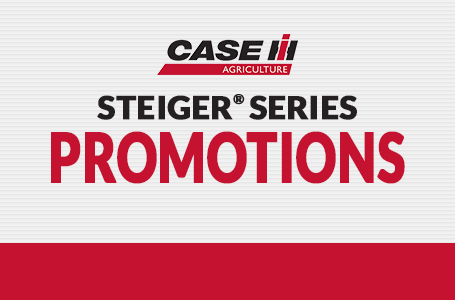 Steiger® Series 3.75% Fixed Rate Special Offer