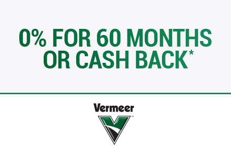 0% FOR 60 MONTHS OR CASH BACK
