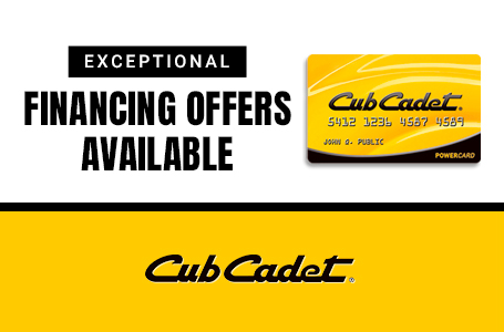 EXCEPTIONAL FINANCING OFFERS AVAILABLE.