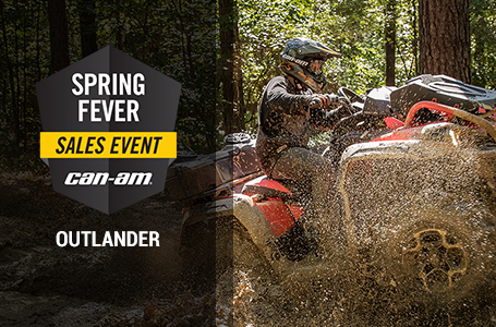 Spring Fever Sales Event (Outlander)