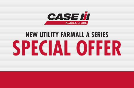 New Utility Farmall A Series Special Offer